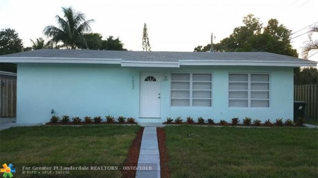 1033 SW 18th Ave, Fort Lauderdale, FL 33312 (MLS #F10131721) :: Green Realty Properties