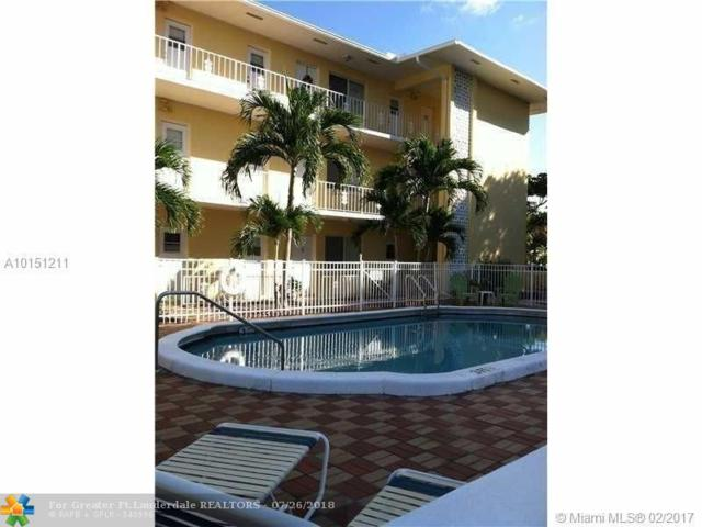 3061 NE 49th St #18, Fort Lauderdale, FL 33308 (MLS #F10131744) :: Green Realty Properties