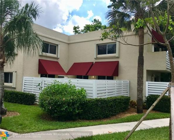 575 NW 98th Ave #575, Plantation, FL 33324 (MLS #F10131746) :: Green Realty Properties