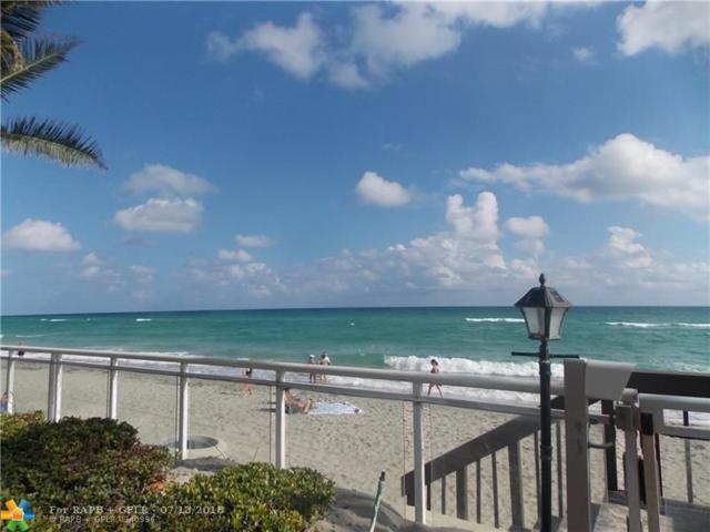 3001 S Ocean Dr #727, Hollywood, FL 33019 (MLS #F10131747) :: Green Realty Properties
