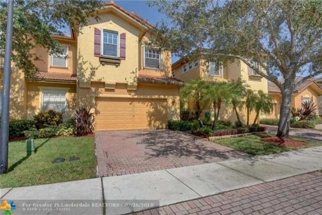 5706 NW 119th Ter, Coral Springs, FL 33076 (MLS #F10131843) :: Green Realty Properties