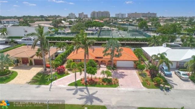 4220 NE 27th Ave, Lighthouse Point, FL 33064 (MLS #F10131848) :: Green Realty Properties