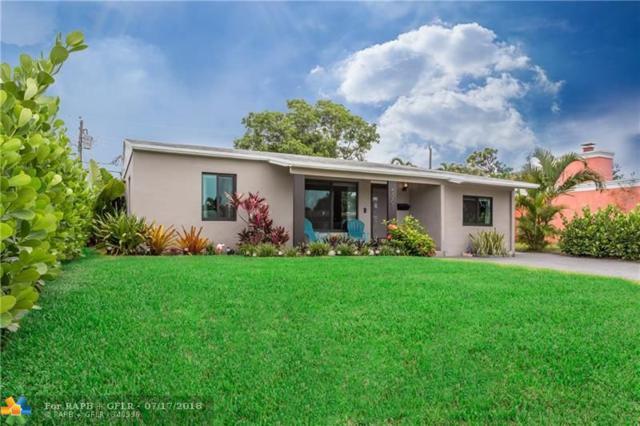 5201 NE 3rd Ter, Oakland Park, FL 33334 (MLS #F10131856) :: Green Realty Properties