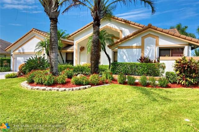 6011 NW 61st St, Parkland, FL 33067 (MLS #F10131935) :: Green Realty Properties