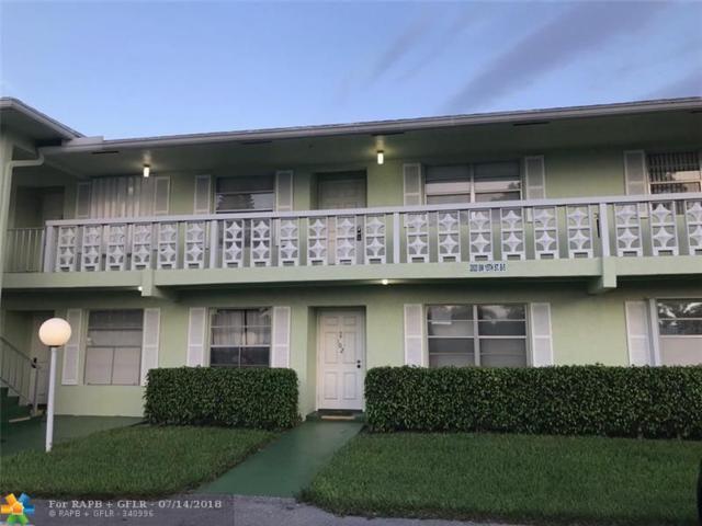 2820 SW 15th St #202, Delray Beach, FL 33445 (MLS #F10131962) :: Green Realty Properties