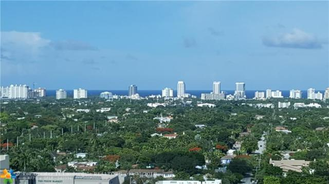 315 NE 3rd Ave #1907, Fort Lauderdale, FL 33301 (MLS #F10132007) :: Green Realty Properties