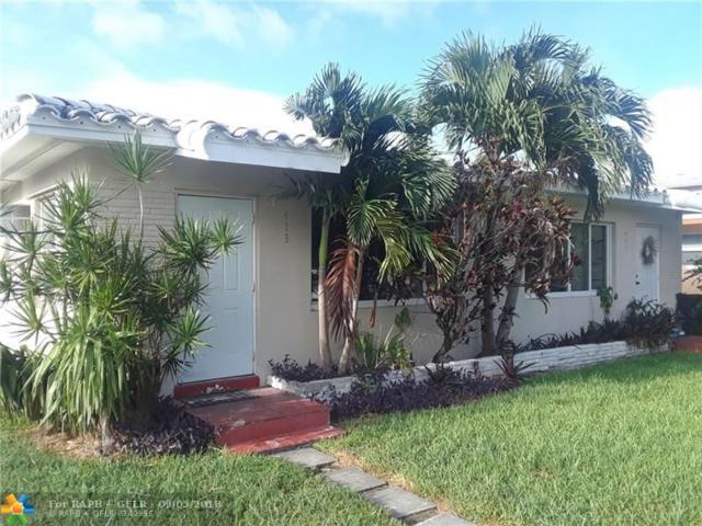 413 SE 23rd St, Fort Lauderdale, FL 33316 (MLS #F10132028) :: Green Realty Properties