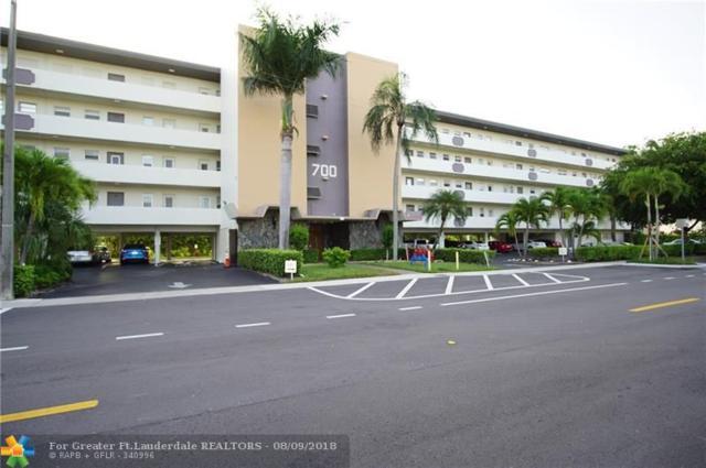 700 NE 14th Ave #212, Hallandale, FL 33009 (MLS #F10132111) :: Green Realty Properties