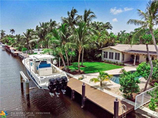 206 N Gordon Rd, Fort Lauderdale, FL 33301 (MLS #F10132159) :: Green Realty Properties