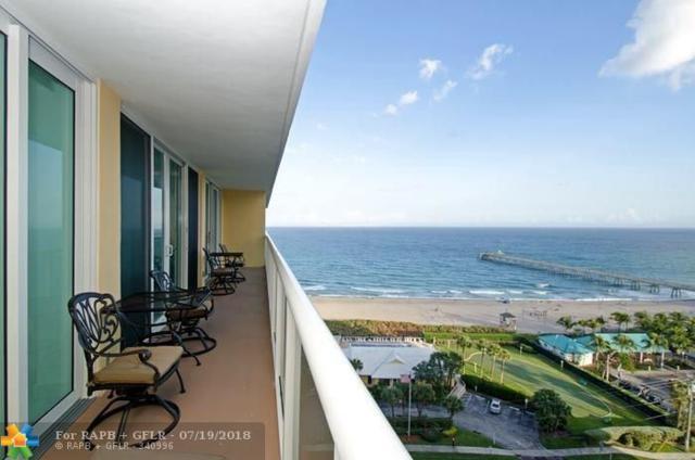 333 NE 21st Ave #1614, Deerfield Beach, FL 33441 (MLS #F10132404) :: Green Realty Properties