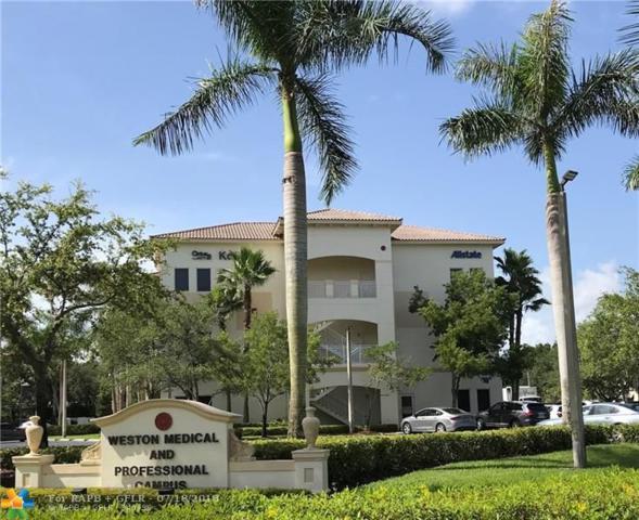 2893 Executive Park Dr 121-123-124-125, Weston, FL 33326 (MLS #F10132432) :: The O'Flaherty Team