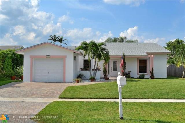 16755 SW 5th Way, Weston, FL 33326 (MLS #F10132502) :: Green Realty Properties
