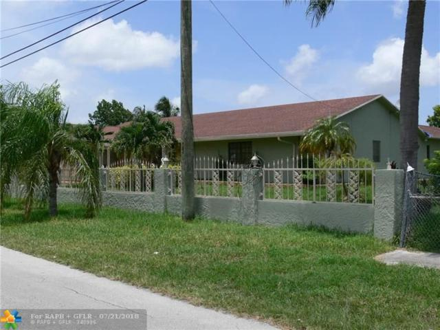 17191 NW 18th Ave, Miami Gardens, FL 33056 (MLS #F10132525) :: Green Realty Properties