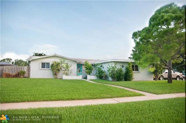 5290 SW 4th St, Plantation, FL 33317 (MLS #F10132684) :: Green Realty Properties