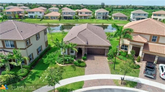 9850 Blue Isle Bay, Parkland, FL 33076 (MLS #F10132692) :: The O'Flaherty Team
