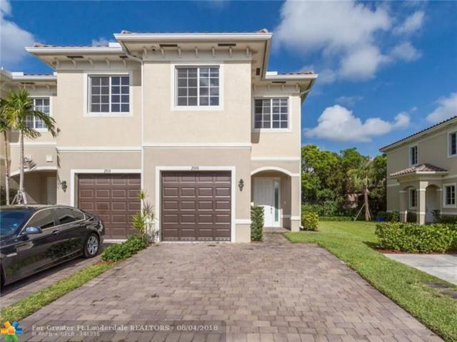 2844 SW 81st Ter #2800, Miramar, FL 33025 (MLS #F10132879) :: Green Realty Properties