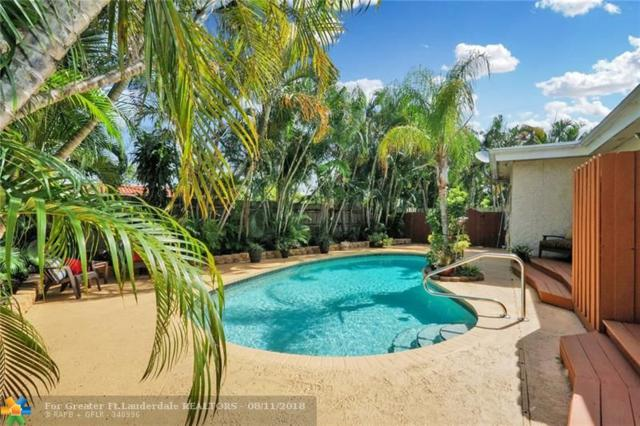 321 NW 35th St, Oakland Park, FL 33309 (MLS #F10132924) :: Green Realty Properties