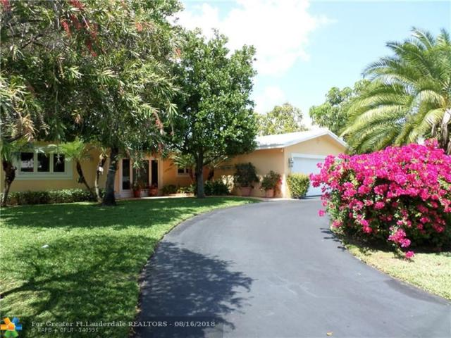 4021 NE 27th Ter, Lighthouse Point, FL 33064 (MLS #F10132959) :: Green Realty Properties