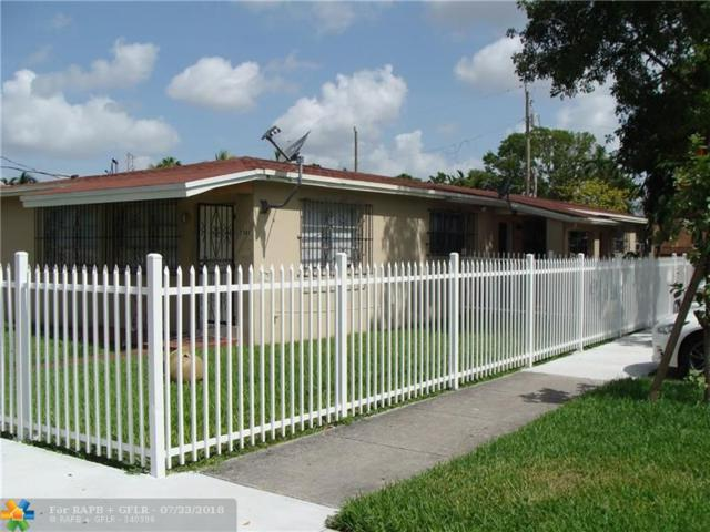3300 NW 23rd Ave, Miami, FL 33142 (MLS #F10133022) :: Green Realty Properties