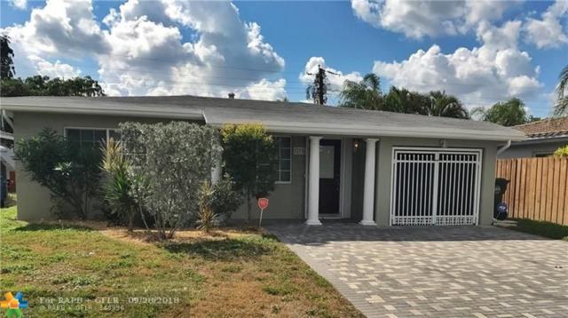 270 NE 43rd St, Oakland Park, FL 33334 (MLS #F10133186) :: Green Realty Properties