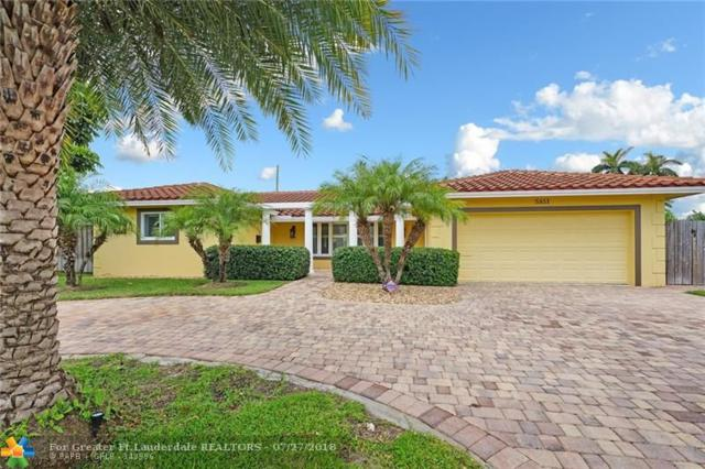 5851 NE 20th Ave, Fort Lauderdale, FL 33308 (MLS #F10133189) :: Green Realty Properties