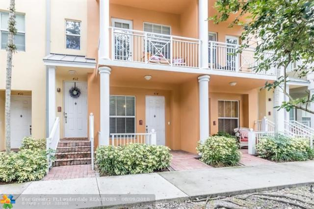 414 SW 14th Ave #414, Fort Lauderdale, FL 33312 (MLS #F10133190) :: Green Realty Properties