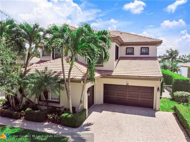 815 NW 123rd Dr, Coral Springs, FL 33071 (MLS #F10133230) :: Green Realty Properties