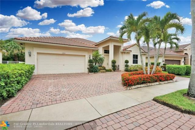 1924 Timberline Rd, Weston, FL 33327 (MLS #F10133293) :: Green Realty Properties