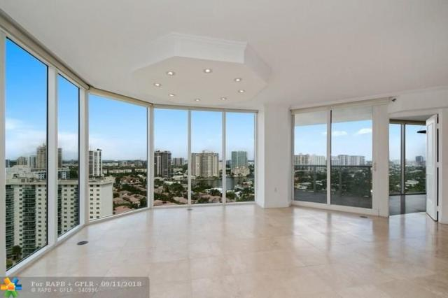 19333 Collins Ave #2310, Sunny Isles Beach, FL 33160 (MLS #F10133373) :: Green Realty Properties