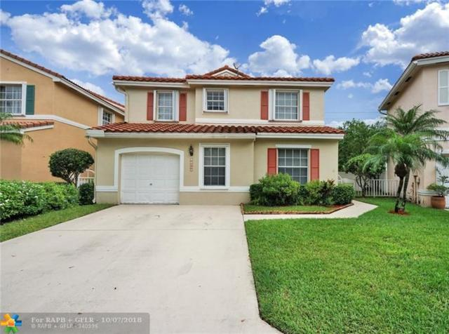 10889 NW 46TH DR, Coral Springs, FL 33076 (MLS #F10133387) :: Green Realty Properties