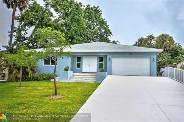 1313 SW 19th Ave, Fort Lauderdale, FL 33312 (MLS #F10133591) :: Green Realty Properties