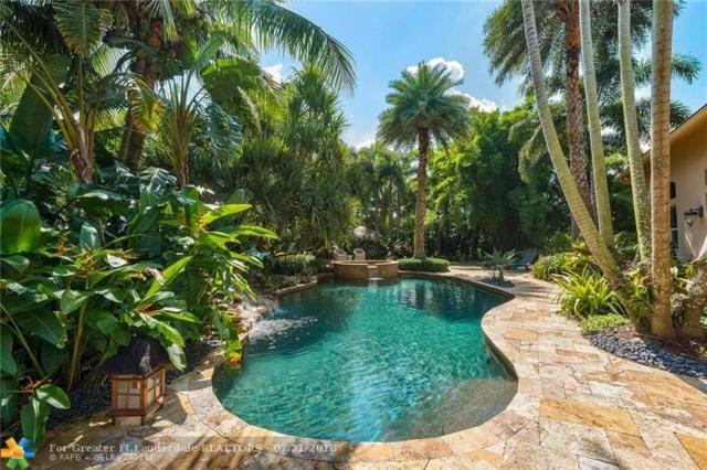 13001 SW 21st Pl, Davie, FL 33325 (MLS #F10133630) :: Green Realty Properties