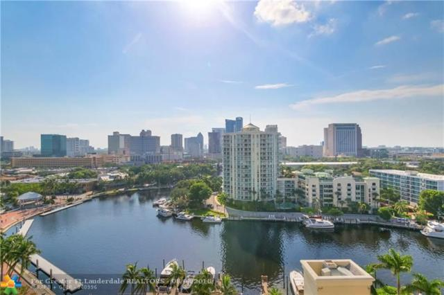 610 W Las Olas Blvd 1318N, Fort Lauderdale, FL 33312 (MLS #F10133692) :: Green Realty Properties