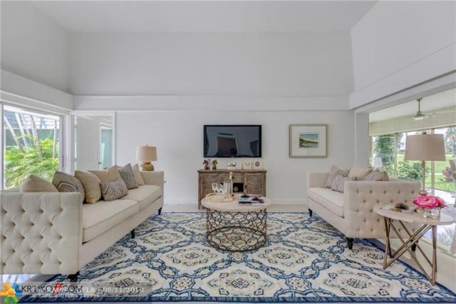 5805 Mulberry Dr, Tamarac, FL 33319 (MLS #F10133751) :: Green Realty Properties