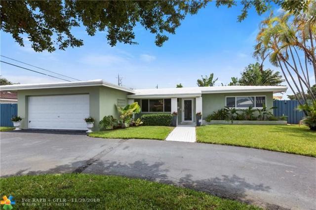 5711 NE 19th Ave, Fort Lauderdale, FL 33308 (MLS #F10133766) :: Green Realty Properties