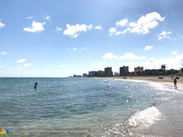 801 N Ocean Blvd #802, Pompano Beach, FL 33062 (MLS #F10133811) :: Green Realty Properties