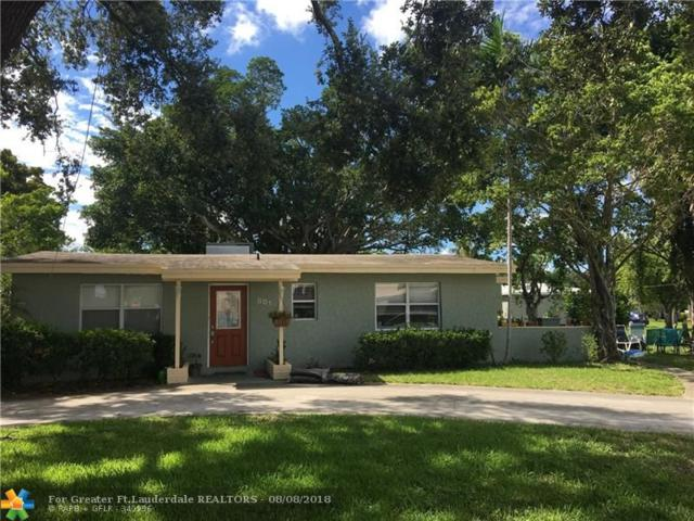 801 SW 27th St, Fort Lauderdale, FL 33315 (MLS #F10133817) :: Green Realty Properties