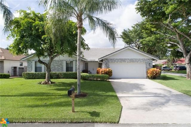 7218 NW 40th St, Coral Springs, FL 33065 (MLS #F10133850) :: Green Realty Properties