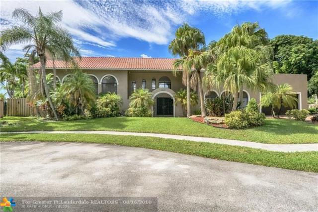 10180 SW 1ST CT, Plantation, FL 33324 (MLS #F10133967) :: Green Realty Properties