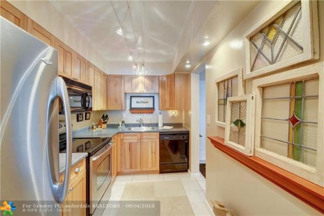 611 NE 14th Ave #205, Fort Lauderdale, FL 33304 (MLS #F10134092) :: Green Realty Properties