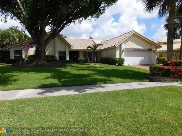 2549 Deer Creek Lakes Dr, Deerfield Beach, FL 33442 (MLS #F10134196) :: Green Realty Properties