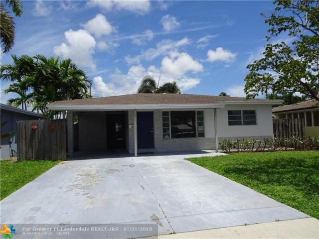 81 NE 47 St, Fort Lauderdale, FL 33334 (MLS #F10134231) :: Green Realty Properties