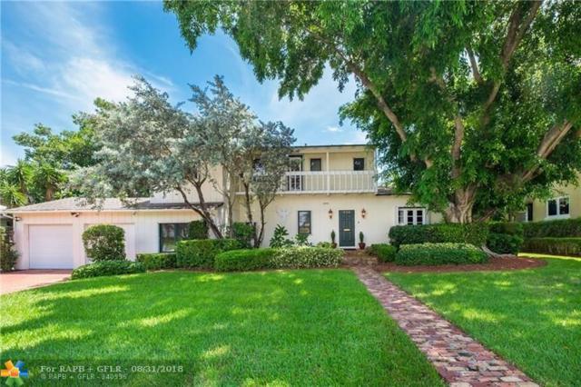 528 Riviera Drive, Fort Lauderdale, FL 33301 (MLS #F10134304) :: Green Realty Properties