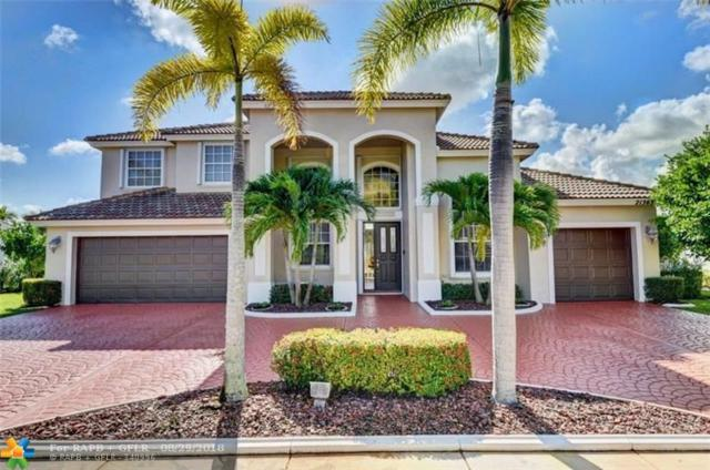 21365 Gosier Way, Boca Raton, FL 33428 (MLS #F10134347) :: Green Realty Properties