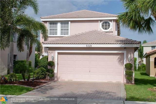 5328 NW 116th Ave, Coral Springs, FL 33076 (MLS #F10134398) :: Green Realty Properties