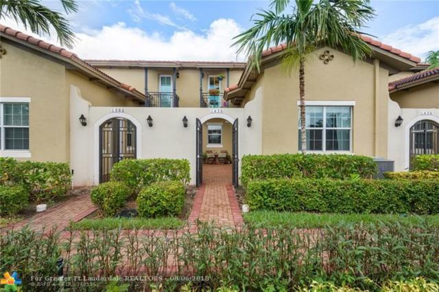1430 SW 147th Ter #1430, Pembroke Pines, FL 33027 (MLS #F10134476) :: Green Realty Properties