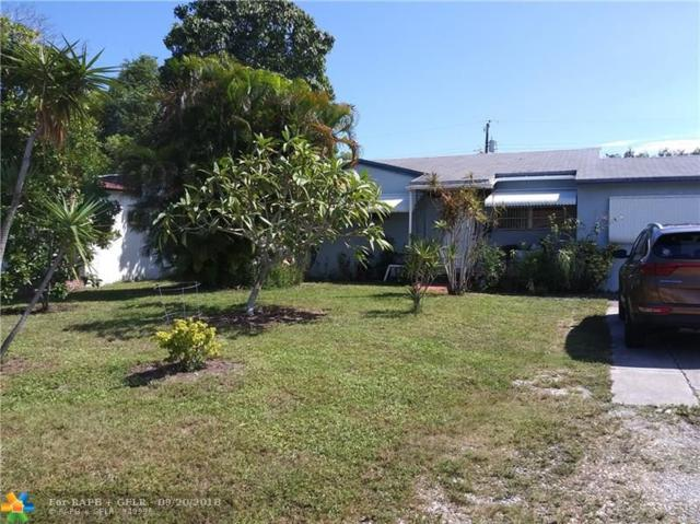 2818 Mayo St, Hollywood, FL 33020 (MLS #F10134507) :: Green Realty Properties