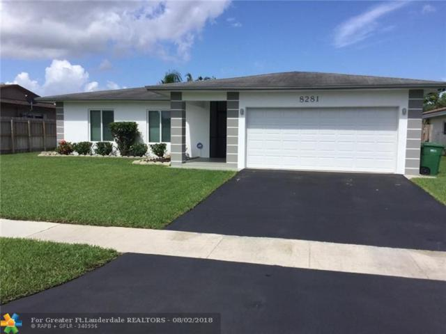 8281 Nw 68th Ave, Tamarac, FL 33321 (MLS #F10134756) :: Green Realty Properties
