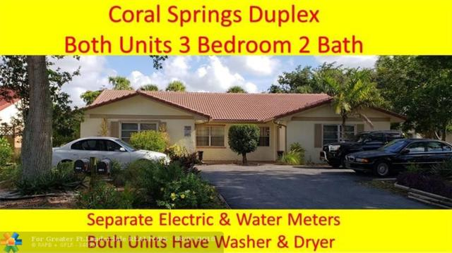 8526 NW 23rd Mnr, Coral Springs, FL 33065 (MLS #F10134836) :: Green Realty Properties