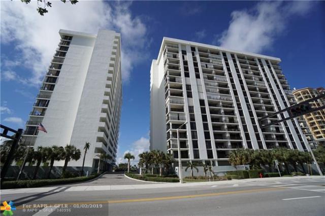 1901 N Ocean Blvd 9D, Fort Lauderdale, FL 33305 (MLS #F10134837) :: Laurie Finkelstein Reader Team
